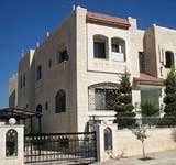 Jordan Amman luxury upper class houses
