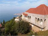 Lebanon hillside luxury homes