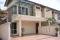 Malaysia luxury townhouses