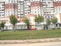 Moldova housing blocks
