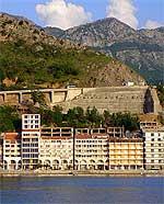 Montenegro budva riviera houses