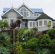 New Zealand houses luxury