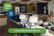 Luxury luxury retirement investment