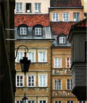 Poland row houses