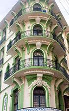 Algeria Algiers houses