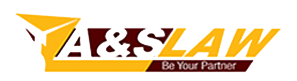 A&S LAW logo