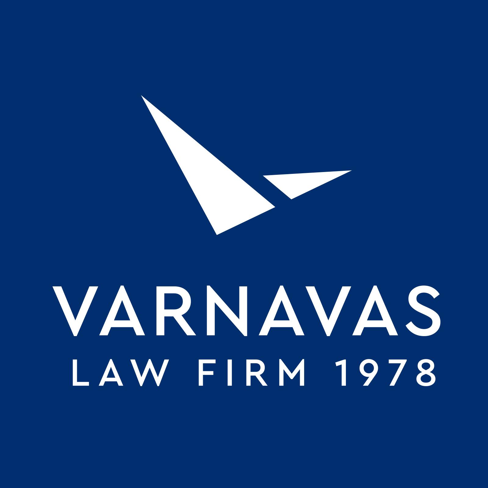 Varnavas Law Firm 1978 logo
