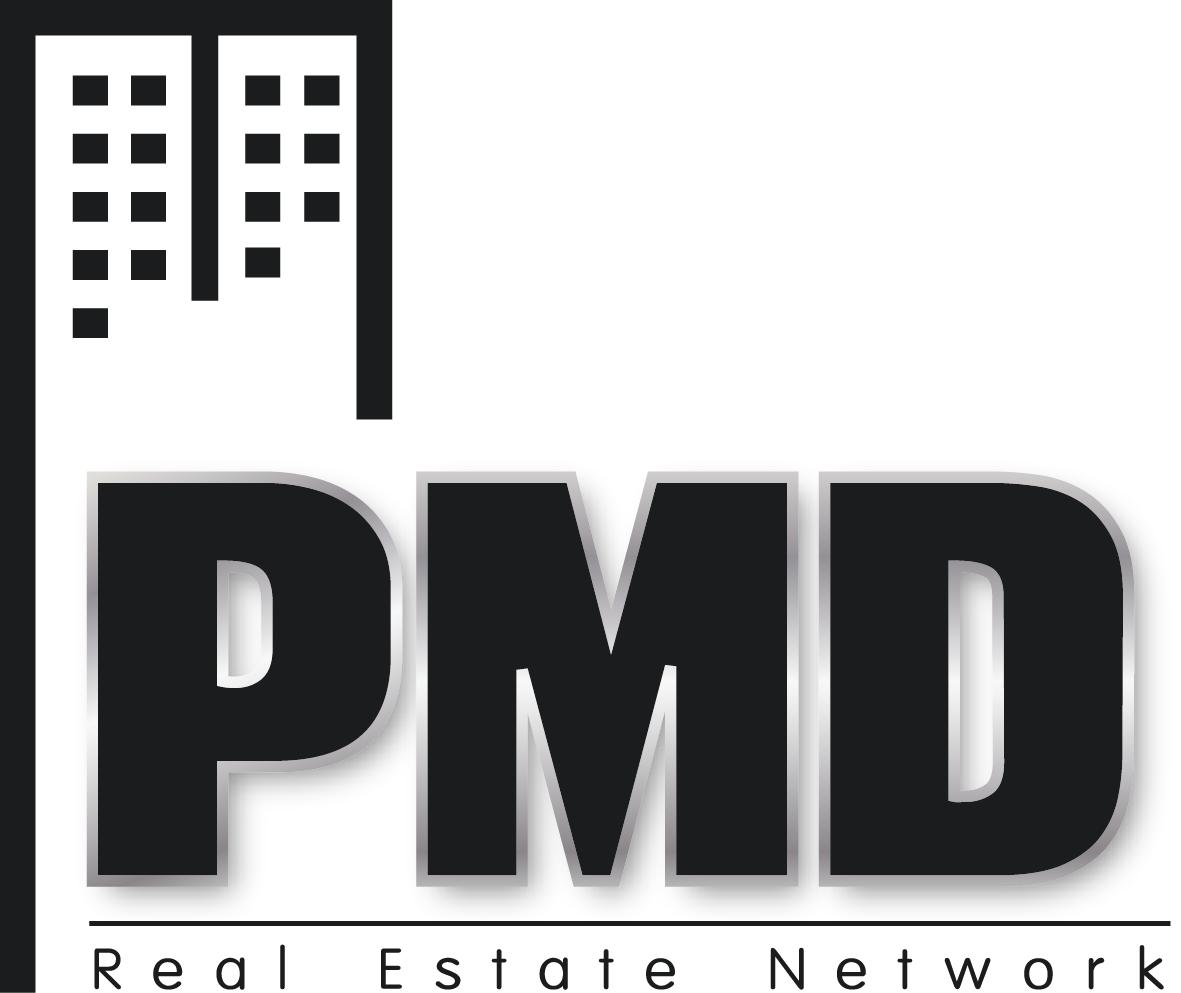 PMD REALESTATE NETWORK logo