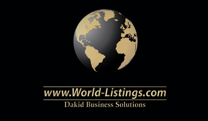 World-Listings.com - International real estate marketing logo