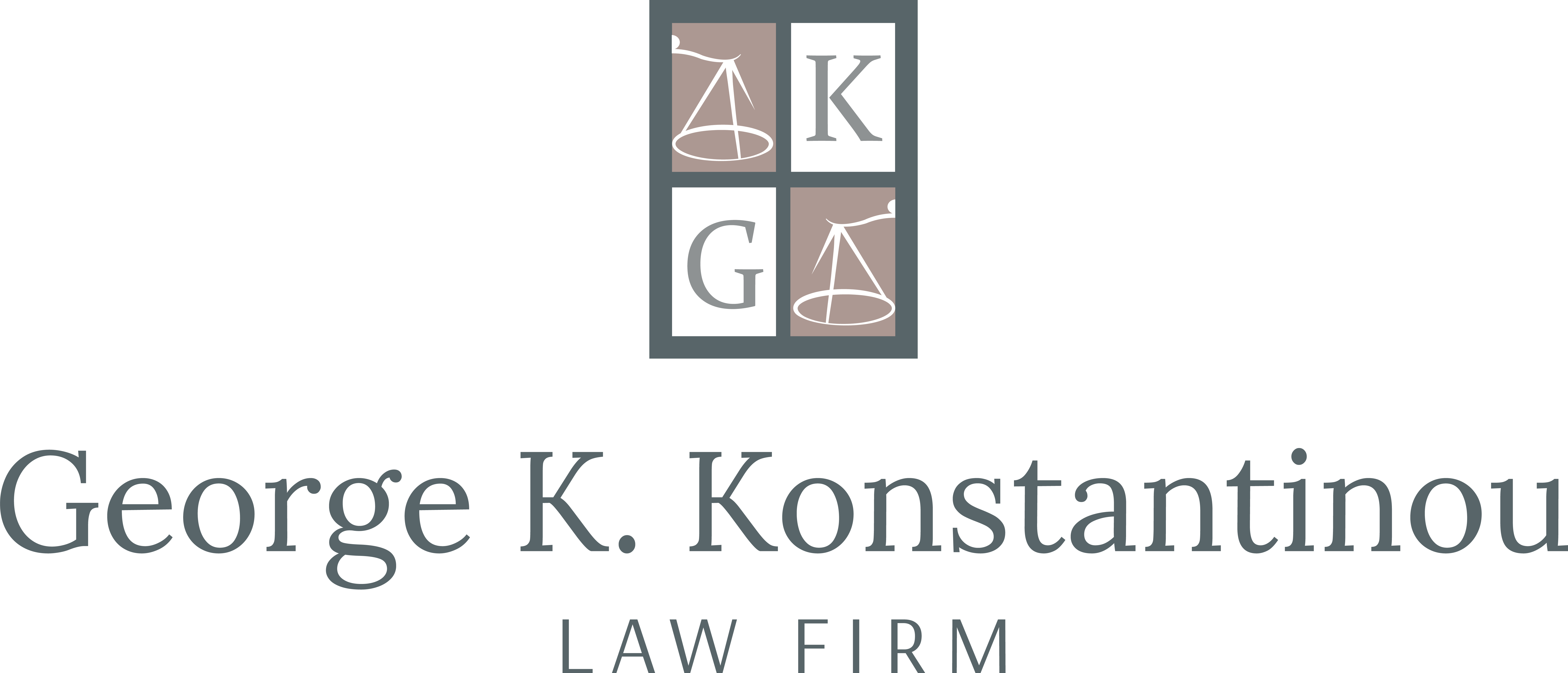 George K. Konstantinou Law Firm logo