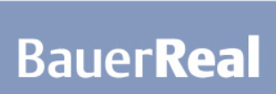 The Bauer real logo