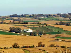 US farmland prices shoots up with high demand
