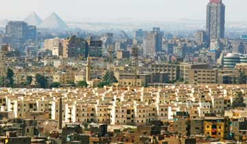 Political instability still mars Egypt's property sector