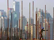 China property firms increase land holdings