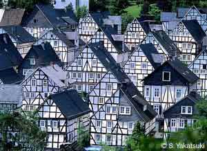 Germany real estate tiptoes on a weak mortgage structure?
