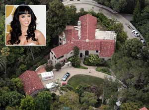 Katy Perry auctions L.A. mansion for $3.395 M
