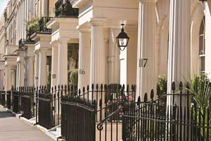 UK property market shows more promise