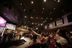 Christian church invests in property in Singapore
