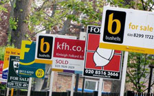 What does quantitative easing mean for the UK property market ?