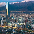 Chile's house prices continue to rise modestly, despite the imposition of 19% VAT on property sales