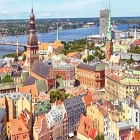Latvia's house prices are now falling