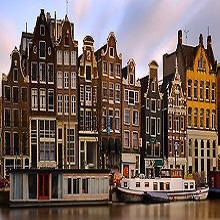 Netherlands' house price growth slowly decreasing