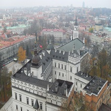 Lithuania's modest house prices increase