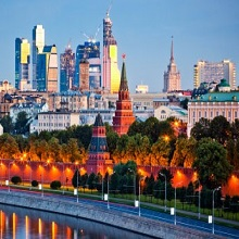 Russia's housing market improves