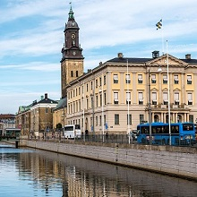 Sweden's house prices rising again