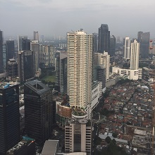 The housing market in Indonesia rarely makes big moves