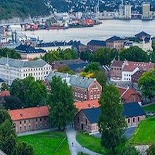 Norway's housing market has hardly moved