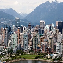 Canada's house price declines