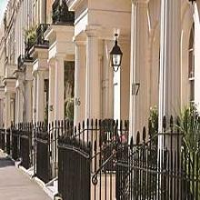 The UK's housing market still smooth