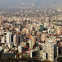 Chile's house prices rising continuously