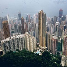 Hong Kong's housing market now suffering