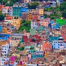 Mexico's modest house price rises