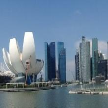 Singapore's modest house price rises