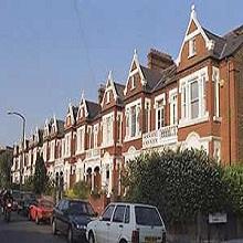 The UK's housing market is improving