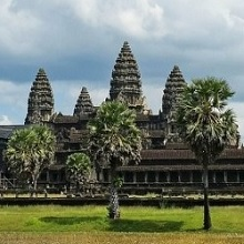Cambodia's house prices are falling