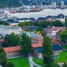 Norway's house prices rising marginally