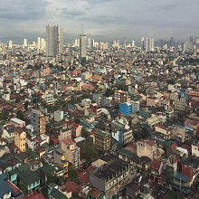 House prices are surging again in the Philippines
