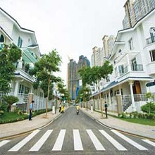 Vietnam's house prices continue to rise strongly