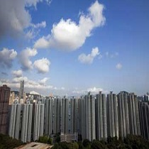 Hong Kong's housing market improving