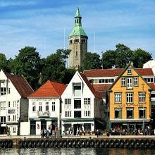 Norway's housing market improving