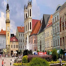 Slovak Republic's house prices surging