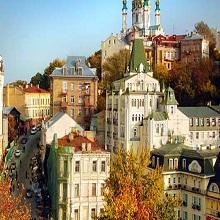 Ukraine's housing market improving