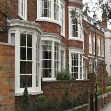 The UK's housing market strengthens